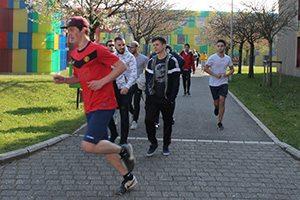 ECG Charity Run