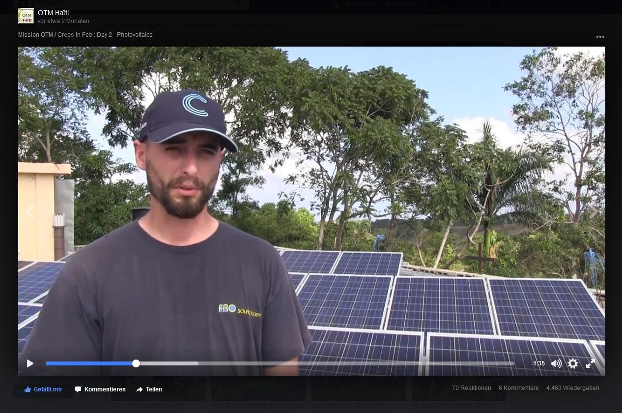 Energie durable en Haïti
