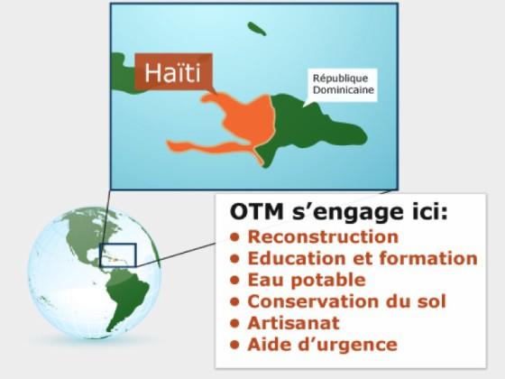 OTM s'engage